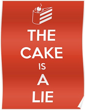 Portal- Cake-deception
