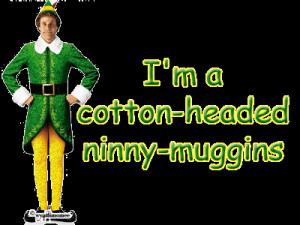 cotton headed ninnymuggins - elf
