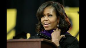 Michelle Obama @ Dillard University (2014)