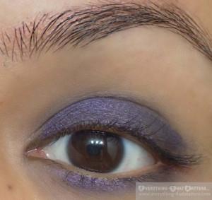Purple Smokey Eyes Tutorial eye makeup tutorial purple black smokey