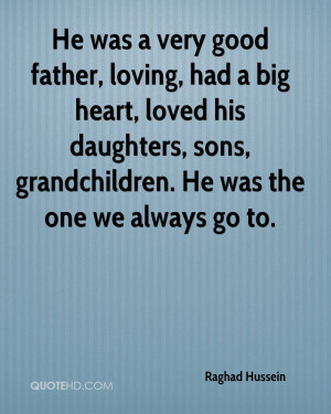 Being a good father quotes