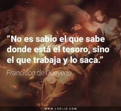 Frases de Francisco de Quevedo More