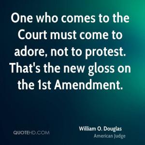 William O. Douglas History Quotes