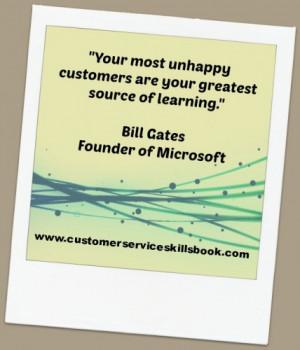 Customer Service Improvement Quotes