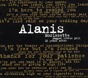 Alanis Morissette, Jagged Little Pill 10 Years After, UK, Promo ...