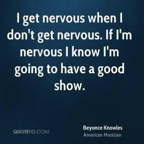 More Beyonce Knowles Quotes