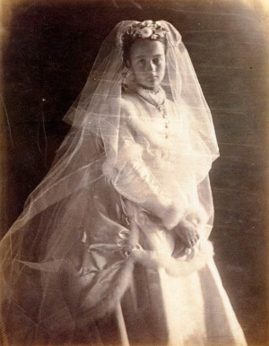 Julia Margaret Cameron photo library -