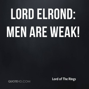 Funny Lord of the Rings Elrond