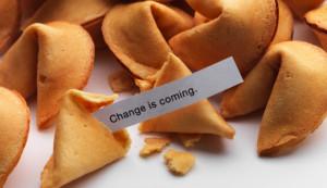 Blog News: I Feel A Change Coming On!