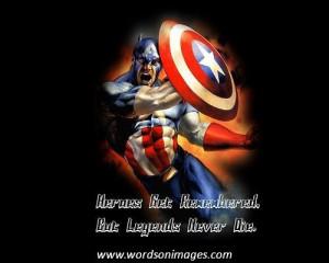 Famous superhero quotes