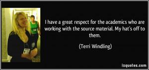 More Terri Windling Quotes