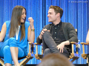 Related Pictures iain de caestecker elizabeth henstridge fitzsimmons 2