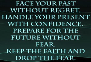 Facing Your Past Quotes