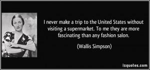 More Wallis Simpson Quotes