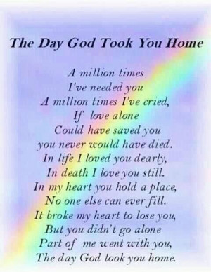 For my Angel Mother, RIP, 25.July.2010