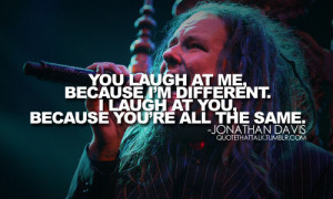 Home | jonathan davis quotes Gallery | Also Try: