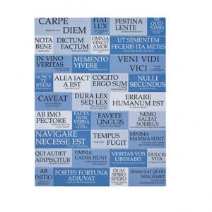 Latin Quotes magnet set - British Museum shop online