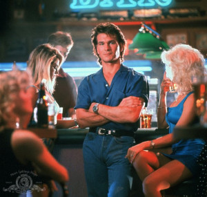 ... reserved titles road house names patrick swayze still of patrick