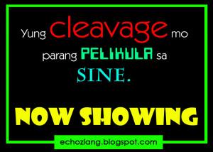 Bahay Niyo Puso Echoz Lang...