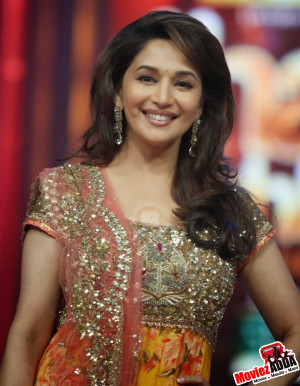 Madhuri Dixit without Clothes