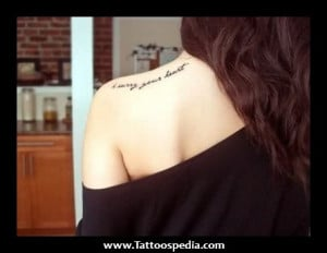 ... %20To%20Get%20Quote%20Tattoos%201 Good Places To Get Quote Tattoos