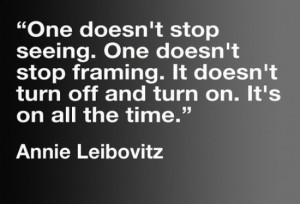 Annie Leibovitz Quotes (Images)