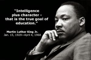 Happy Birthday, Dr. King