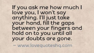 Love Quotes For Her, Love Quotes