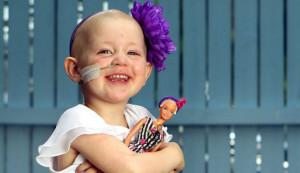 Bald Barbie for Cancer Patients