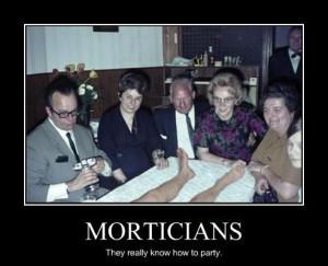 Funeral director, mortician, or undertaker?
