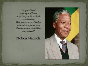 25+ Heart Warming Nelson Mandela Quotes
