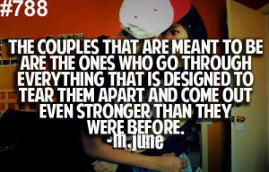 couple, cute, love, quote, strong