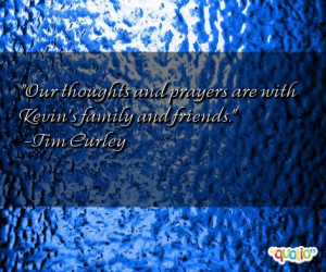 Thoughts And Prayers Quotes