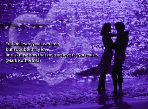 True Love Quotes – Bedroom Decorating Ideas
