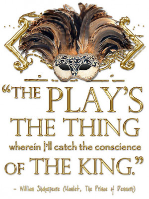 Sally McLean › Portfolio › Shakespeare Hamlet Play Quote