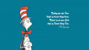 Dr Seuss Life Quotes Wallpaper Wallpaper