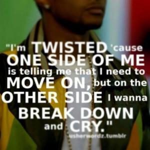 Let it Burn-Usher: Usher Let It Burn Lyrics, Feelings, Lets It Burning ...