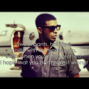 Drake Quotes About Sweatpants. QuotesGram