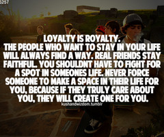 Loyalty Quotes Tumblr