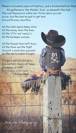 Little cowboysReal Cowboy, Cowgirls, Quotes, Second Baby, Baxter Black ...