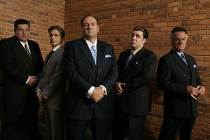 My favorite is the one 2nd from the left in the gray suit and the one ...