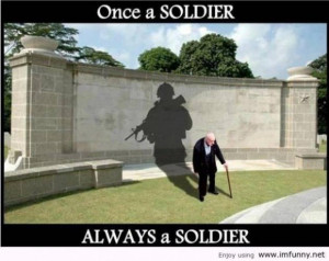 Soldier love quotes and sayings