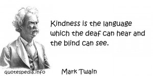 Deaf Quotes Famous quotes reflections