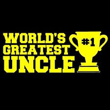 Uncle Since 2013 T-shirt Mens Ladies New Baby Gift Announcement Aunt ...