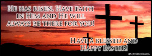 Religious Easter Pictures For Facebook Happy easter t... religious