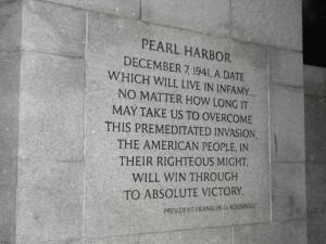 pearl harbor quotes Athletics