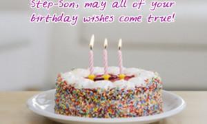 happy birthday stepson quotes
