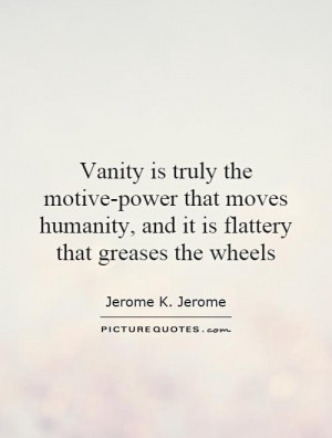 Vanity Quotes