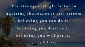 The strongest single factor! #Quote #Mantra