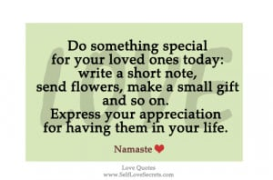 express your love quotes